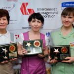 """Победители от отеля """"Вега""""  г. Тольяти"""